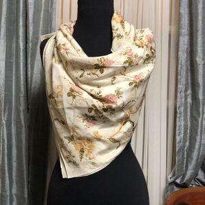 Vintage Ralph Lauren Silk scarf - 1990's